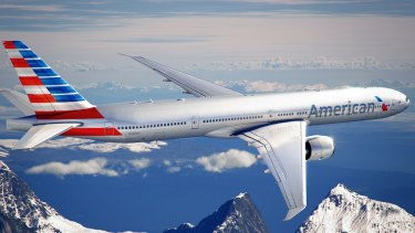 American will be flying to Australia for the first time since the 1990s.