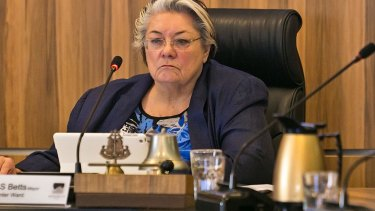 An investigation into Waverley mayor Sally Betts has triggered a political brawl in the NSW upper house.