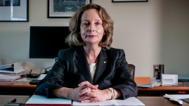 """Susan Kiefel, Australia's first female High Court Chief Justice, """"doesn't like lipstick feminists,"""" one female barrister says."""