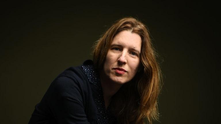 Author Chloe Hooper.