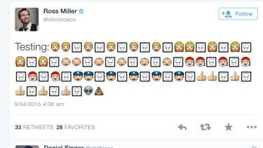 New racially diverse emojis appear as aliens in some apps unless you upgrade your iOS software.