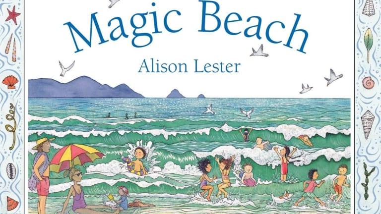 'Magic Beach' by Alison Lester.