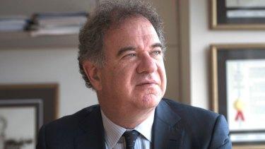 Professor Silviu Itescu, chief executive of stem-cell company Mesoblast.