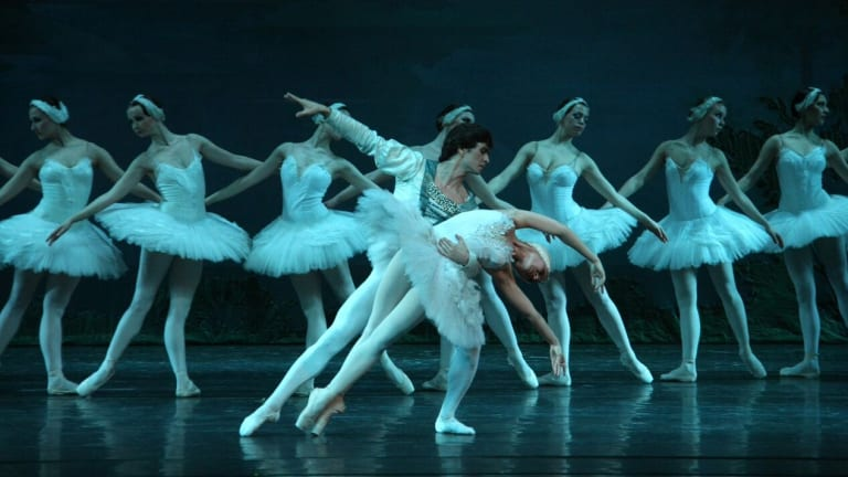 The Russian National Ballet Theatre's Swan Lake.