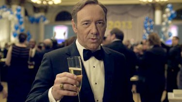 Netflix may have snatched back <em>House of Cards</em>, but Foxtel won't surrender Australian lounge rooms without a fight.