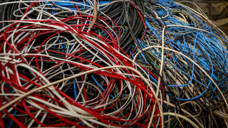 australian homes at risk from faulty wiring rh smh com au faulty electrical wiring smell faulty electrical wiring or connection