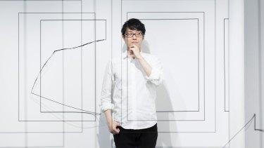 Oki Sato describes his work on the NGV's Escher exhibition as a 'mysterious journey'.