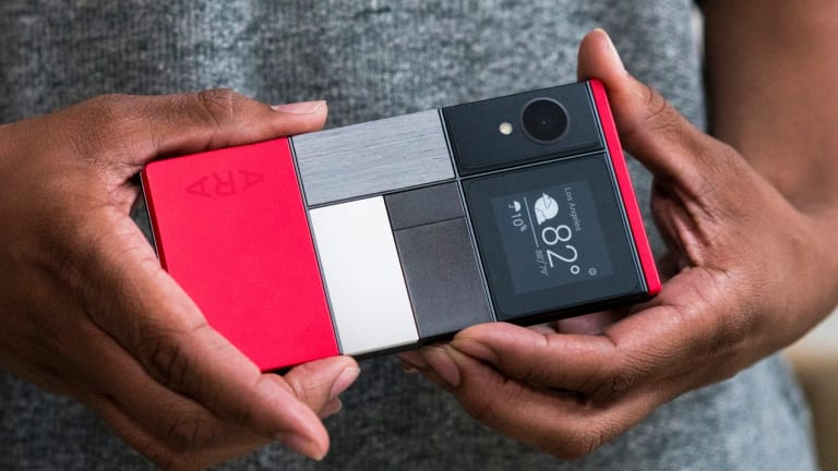 Google's Project Ara smartphone will be customisable.