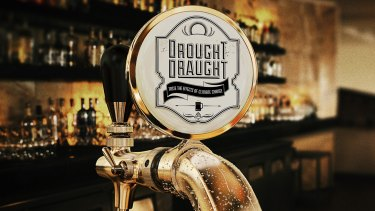 Drought Draught: the taste will leave you feeling more than a little bit dusty.