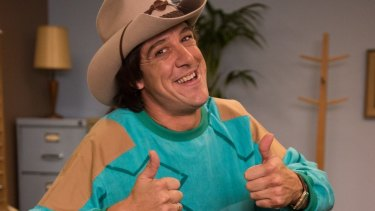 "Samuel Johnson as Ian ""Molly"" Meldrum in <i>Molly</i>."