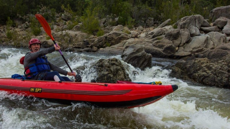Adventure down the Snowy River.