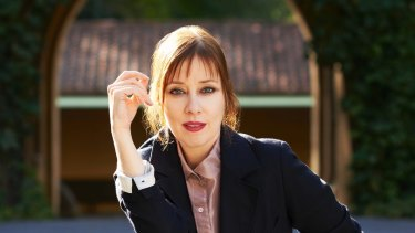 """It's almost like the past is a big closet you can go into and rummage through,'' says Suzanne Vega."