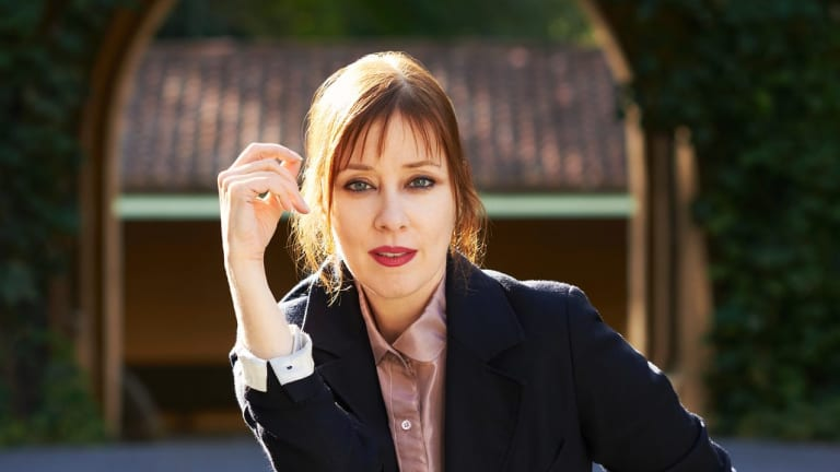 """""""It's almost like the past is a big closet you can go into and rummage through,'' says Suzanne Vega."""