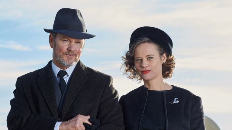 Stalled: Dr Blake was in the early stages of pre-production when the allegations were made.