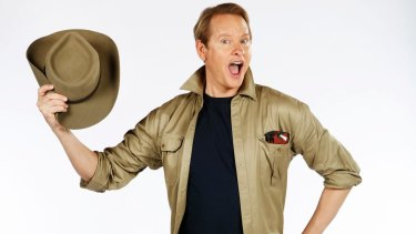 Carsson Kressley is prepared to get a jungle makeover by joining Australia's I'm A Celebrity ... Get Me Out of Here!