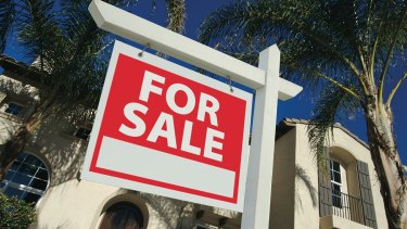 Real estate agents are among the groups targeted by organised crime.