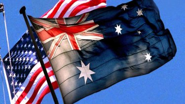 Trump's presidency is likely to test the Australian public's support for the US alliance.