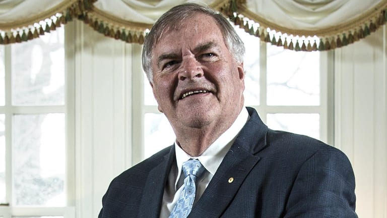 Kim Beazley, former Australian ambassador to the United States.