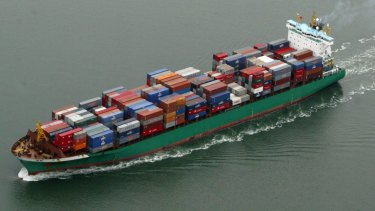 Shipping giant convicted, fined $25m, for running Australian car