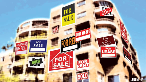 How a property price slump would affect existing homeowners