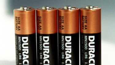 Far too many batteries are tossed in the general rubbish.
