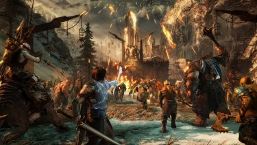 Middle Earth Shadow Of War Review Excellent Fun But Greedy As Gollum
