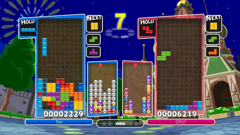 puyo puyo tetris review puzzle game titans are better together