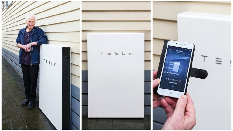With the fully installed cost of Brendan's Powerwall 2 sitting at $10,917, Brendan is confident in his investment.