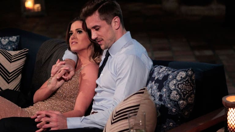 Jojo Fletcher and the wrong choice on The Bachelorette.