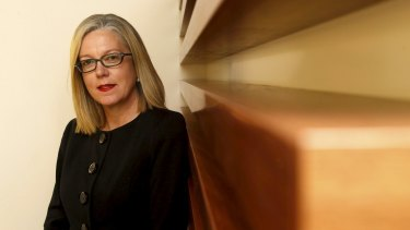 Karen Chester has been chairing a Productivity Commission inquiry into the price of books.