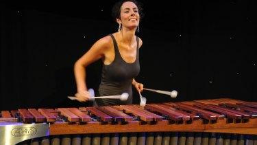 Ensemble Offspring's Claire Edwardes.