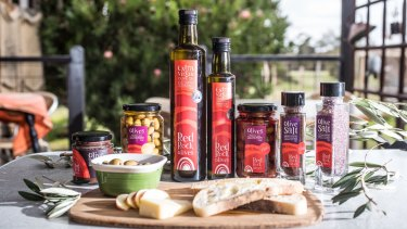 AtRed Rock Olives you can sample the locally produced oil, cake and tasting plates.