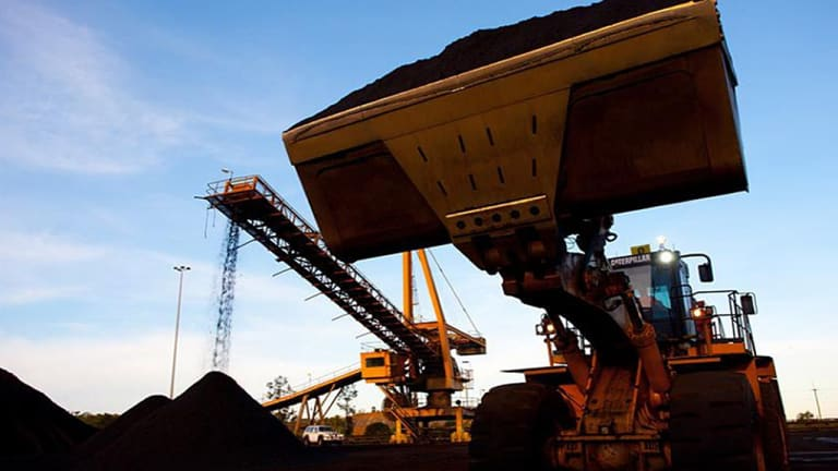 Glencore revealed it made a $US1.4 billion loss in Australia for the 2014 financial year.