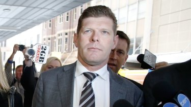 Liberal MP Andrew Cornwell admitted taking $10,000 from a developer in a Bentley.