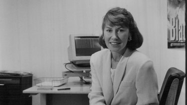 Maxine McKew took over from O'Brien in late 1995.