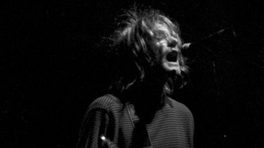 Nirvana played ANU Bar just weeks after Nevermind went platinum.