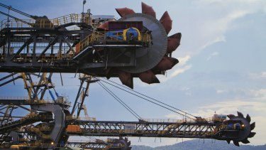 The Carmichael coal mine appears to be spinning its wheels.