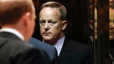 Sean Spicer says Trump knows exactly what he's doing on Twitter.