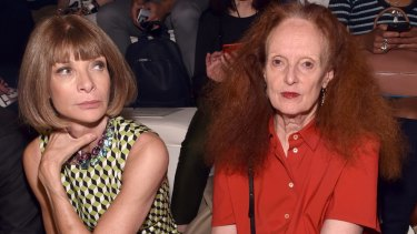 Anna Wintour's right-hand woman Grace Coddington will take a back seat at Vogue after assuming the role of creative director in 1988.