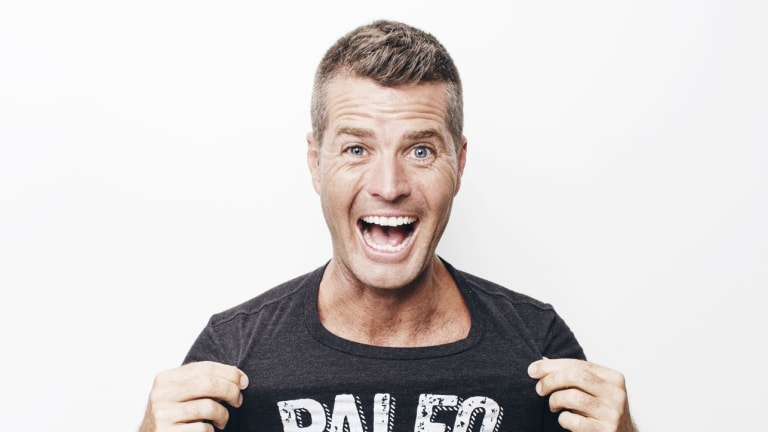 Celebrity chef Pete Evans is a vocal advocate for the paleo lifestyle.