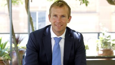 NSW Planning Minister and the member for Pittwater Rob Stokes.