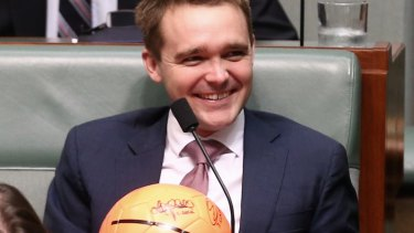 Wyatt Roy, the Liberal National MP is Parliament's youngest member.