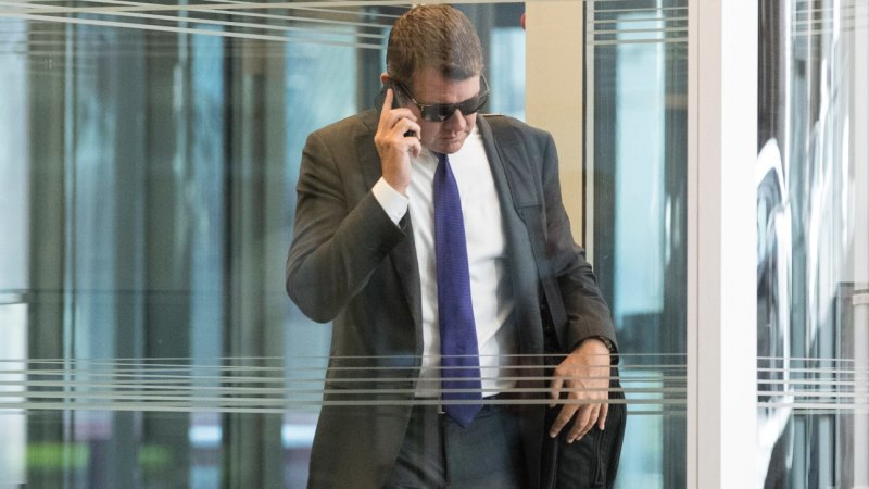 NAB chief Andrew Thorburn silent on salary package for Mike Baird's