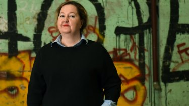 Carriageworks director Lisa Havilah says the new structure will focus the institutions on being more entrepreneurial.