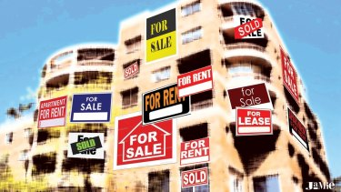 The bank can't force you to sell because the property value has fallen, as long as you make your repayments.