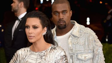 Kim Kardashian and Kanye West will not attend this year's Met Gala together.