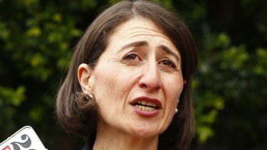 NSW Premier Gladys Berejiklian has headlined her cabinet reshuffle with a new post of minister for counter terrorism.