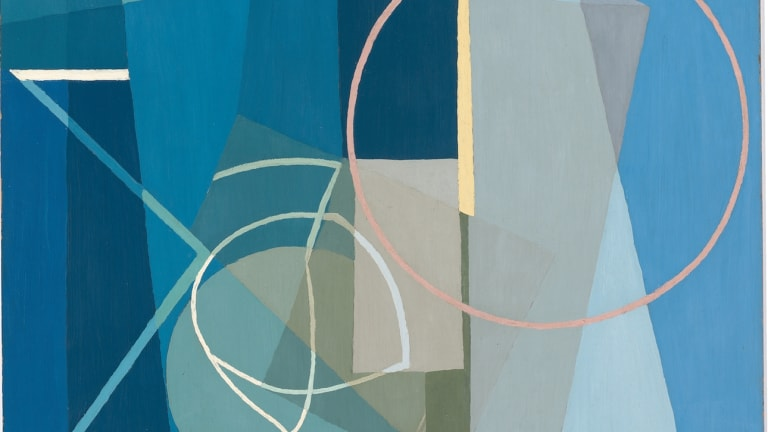 Painting (detail), 1951.