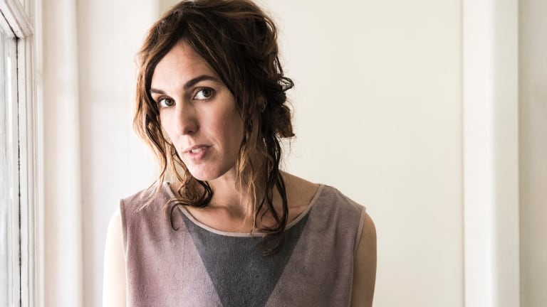 Holly Throsby has released <i>After a Time</i>, her first album since 2011.