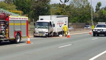 Brisbane traffic: Pacific Motorway crash kills two